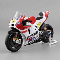 Diecast 1:18 Maisto Motorcycle Ducati GP Racing Motorbike Kids Model Toy Gift