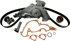 Engine Timing Belt Kit with Water Pump-ContiTech Black Series WD Express