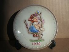 1976 Hummel 6th Annual Plate