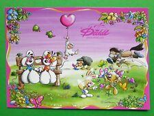 Diddl Give-away-Sonderkarte Nr. 21 Motiv  ##  FRÜHLING 2007  ##  top