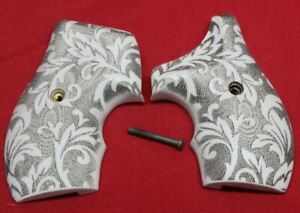 Smith & Wesson J Frame Round Butt Ivory Grips