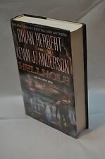 Brian Herbert & Kevin J Anderson ~ Hellhole~SIGNED~1st Edition/1st Printing~HC