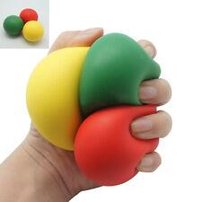 FR_ EG _ 1 pcs basse résistance Main Force thérapie appuyer GRIP BALL ANTI STR
