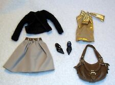 OOBF-Barbie-Fashion Only-Ensemble-J0962-Milan-Skirt Set