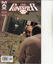 The Punisher- Issue 10-2004-Marvel Comic