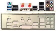 ATX Blende i/o shield Zotac D2550-ITX WiFi #600 NEU io backplade D2550ITX new