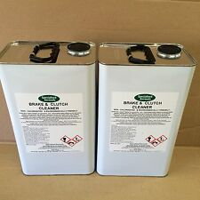 BRAKE AND CLUTCH CLEANER 2X5 LTR TINS