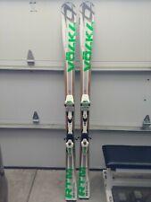 VOLKL RTM 84 Men's All Mountain Skis w/ Integrated Marker Bindings Size 176cm