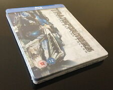 STEELBOOK BLU RAY TRANSFORMERS REVENGE OF THE FALLEN ZAVVI EXCLUSIVE // NEW
