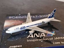 ANA All Nippon Airways Star Wars BB8 R2D2 Boeing 767-300 Model 1:400 Phoenix NEW