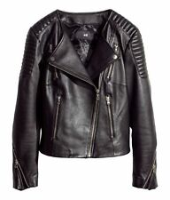 H&M Leather Coats & Jackets for Women