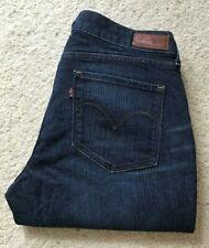 Levis San Francisco Bold Curve Skinny Boot indigo blue denim jeans W 32 L 34