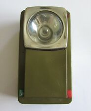 Rare Vintage Soviet/USSR Military/Railroad Signal colors Flashlight 1980's