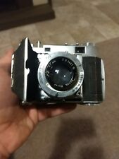KODAK RETINA II, 47MM F-2 EKTAR, NICE SHAPE,COMPUR-RAPID SHUTTER,SHIP WORLDWIDE