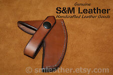"Handcrafted Leather Sheath Mask Cover fits Husqvarna 576926401 13"" Hatchet"