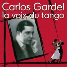 CD Carlos Gardel, la voix du tango