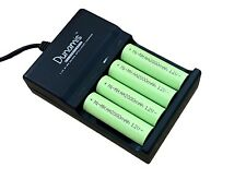 More details for dunamis aa & aaa high capacity ni-mh 1.2v rechargeable batteries and usb charger
