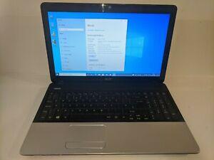 Acer E1-571 Intel Core i7-3632QM 2.20GHz 6GB Ram 1TB SSD WIN 10 Pro