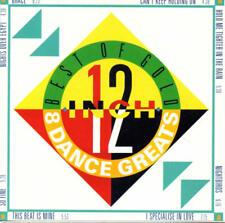Best Of 12 Inch Gold Vol. 8 (Howard Johnson/Second Image/Shakatak) CD-Album 1989