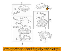 HONDA OEM Sunroof-Relay 39794S10003