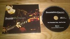 CD Pop Scott McKeon - Can't Take No More (10 Song) Promo PROVOGUE / WASTED LION