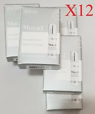 12X Murad White Brilliance Porcelain Serum, Illuminate & Restore Skin 0.17 oz