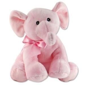 Fiesta COMFIES PLUSH PINK ELEPHANT : Elephant Plush Stuffed Animal