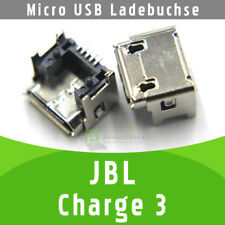 ✅ JBL Charge 3 Bluetooth Lautsprecher Micro USB DC Buchse Ladebuchse Connector