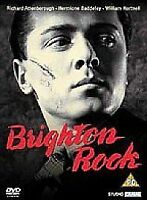 Brighton Rock DVD (2002) Richard Attenborough, Boulting (DIR) cert PG,