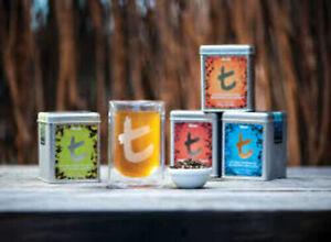 Dilmah Ceylon Tea 17 varieties Pure Ceylon Black in tin Caddies  t-Series