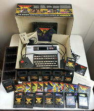 Magnavox ODYSSEY 2 complete in box, 10 games, tested and works
