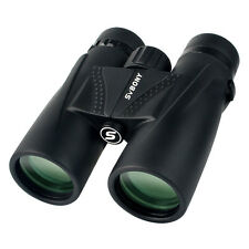 New SVBONY FMC 8x42 binoculars Waterproof&Fogproof Wide-angle View BaK4 Roof