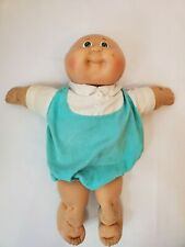 VTG Coleco Cabbage Patch Kids Doll Appalachian Artworks 1978 1982 Newborn Boy