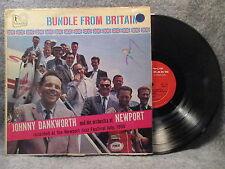 33 RPM LP Record Johnny Dankworth Bundle From Britain 1959 Top Rank RM 314