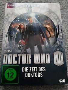 Doctor Who | Die Zeit des Doktors | DVD | Matt Smith | Zustand: Sehr Gut