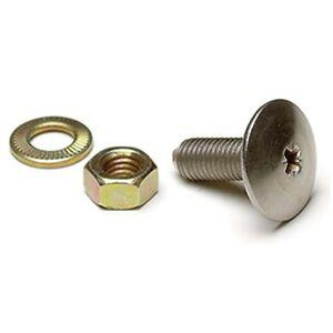 Citroen 2cv & Dyane Rear bumper fixing bolt x4