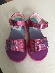 Girls  Sketchers Sandals