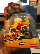 Fisher Price Blaze and the Monster Machines Joe Diecast Car