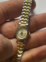 Ladies Dual Tone Seiko 1400-8519 Analog Watch