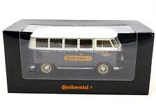 Vw Samba T1 Continental Pneu Édition Limitée Van Welly 1 24
