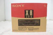 Sony XR-C610 & CDX-52 Sony Car Stereo Cassette Player W/Cd Changer Rare