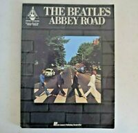 The Beatles Abbey Road Sheet Music Guitar Tablature Tab
