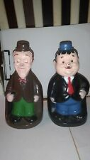 vintage 1974 laurel and hardy coin banks Larry Harmon pictures