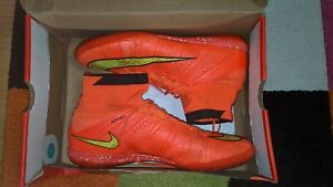 NIKE MERCURIAL ELASTICO SUPERFLY IC RARE UK7.5