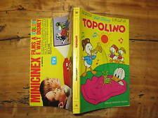 WALT DISNEY TOPOLINO LIBRETTO NUMERO 880 PRESENTI PUNTI CLUB 8 OTTOBRE 1972