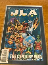 JLA 80 Page Giant #3  DC Comics  Justice League of America The Century War