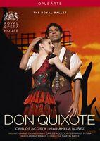 Minkus: Don Quixote (Ballet) [Martin Yates, Carlos Acosta, Cast and[Region 2]