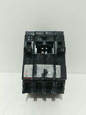 SIEMENS Q21525CT2 QUAD 15/25 AMP CIRCUIT BREAKER