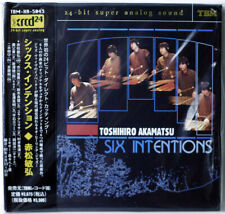 TOSHIHIRO AKAMATSU - Six Intentions - XRCD TBM JAPAN