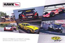 2014 Mike Skeen Hawk Performance Audi R8 LMS GT SCCA PWC postcard